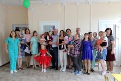 Группа для детей от полутора лет открылась в детском саду в Заводском