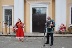 Поселок энергетиков Артемовский отметил 89 лет со дня основания
