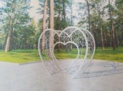 Новый арт-объект появится на Аллее влюбленных