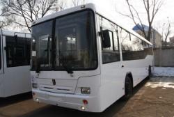 Новый автобус пополнил ряды городского автотранспорта