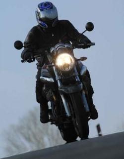 Погода не помешала соревнованиям по мотокроссу в Артеме