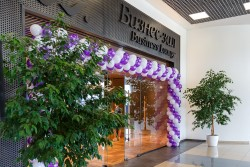 Международный аэропорт Владивосток открыл обновленный бизнес-зал «Лагуна»