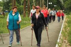 Более 300 приморцев присоединились к акции «10 тысяч шагов»