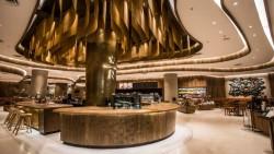 Второй по величине в мире Starbuks открыт в Бангкоке