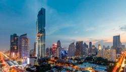 Самое огромное в мире «Стеклянное небо» открыто в Бангкоке
