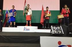Приморец завоевал серебряную медаль первенства Европы по боксу