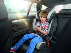 В Роскачестве составили рекомендации по перевозке детей в автомобиле