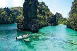 Филиппинские пляжи заняли первое место в списке Conde Nast