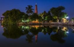 Власти запланировали озеленение Ханоя, уже известны первые улицы нового проекта