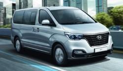 На российский рынок выходит обновленный микроавтобус Hyundai H-1