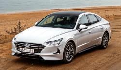 В Калининграде начали варить кузова для седана Hyundai Sonata