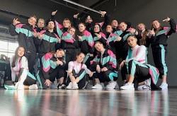 Команда из Приморья попала в ТОП-5 танцевальных команд России