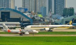 Ключевой аэропорт Хошимина усиливает меры профилактики COVID-19