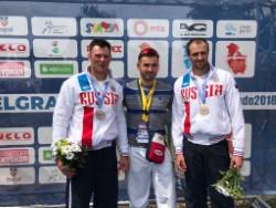 Иван Штыль стал 16-кратным чемпионом Европы по гребле на байдарках и каноэ