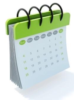 Минтруд утвердил график выходных дней на 2019 год