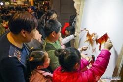 В Китае появился парк развлечений, посвященный кукольному театру теней