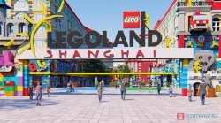 В Китае откроется самый большой Леголенд в мире