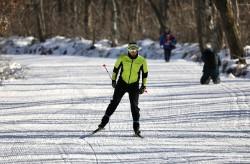 Лыжный сезон стартовал в столице Приморья