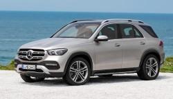 Кроссовер Mercedes-Benz GLE нового поколения доступен для заказа в России