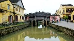 Японский мост в Хойане может рухнуть