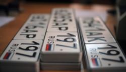 Новый закон о регистрации автомобилей: как получить госномер у дилера?