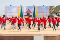 Юбилейное лето стартовало во Всероссийском детском центре «Океан»