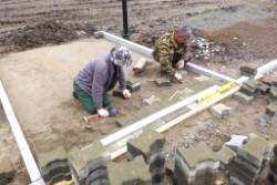 Скейт-парк строят в Лесозаводске по нацпроекту