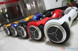 В Пекине запретили  гироскутеры