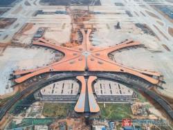 Пекин начал испытания нового международного аэропорта