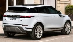 Новое поколение кроссовера Range Rover Evoque представлено официально