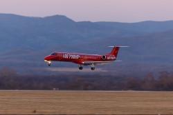 Международный аэропорт Владивосток принял первый рейс авиакомпании Air Philip из южнокорейского города Муан