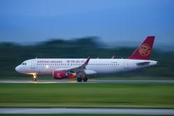 Международный аэропорт Владивосток принял первый рейс китайской авиакомпании Juneyao Airlines
