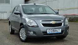 «Бюджетный» Chevrolet Cobalt вернулся в Россию: первые живые фото