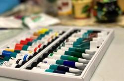 Творческая школа для юных художников действует в Приморье