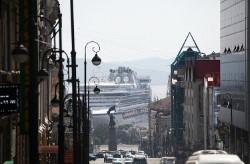 Самое большое круизное судно в мире может посетить Владивосток в 2019 году