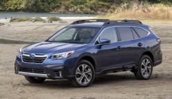 Subaru Outback нового поколения появится в России в начале следующего года