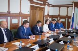 Южнокорейские инвесторы намерены реализовать в Приморье проекты в сфере строительства и туризма