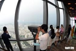 В самом высоком здании Вьетнама открылась обзорная площадка