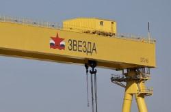 Судоверфь «Звезда» начала резку стали для новой серии судов в Приморье